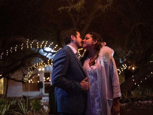 La boda de Mareve  y Pacelli