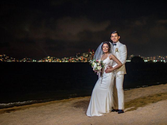 La boda de Rubén y Estefani