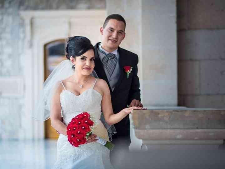 La boda de Alejandra y Rubén