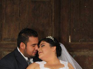 La boda de Vanessa y Omar 2