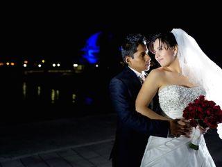 La boda de Ana Gabriela y Emmanuel