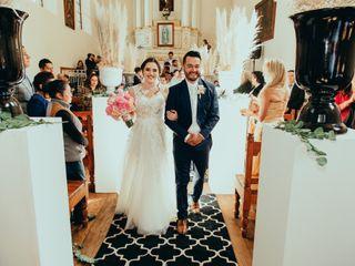 La boda de Renata y Carlos