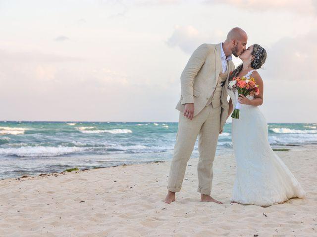 La boda de Kenye y Jessy
