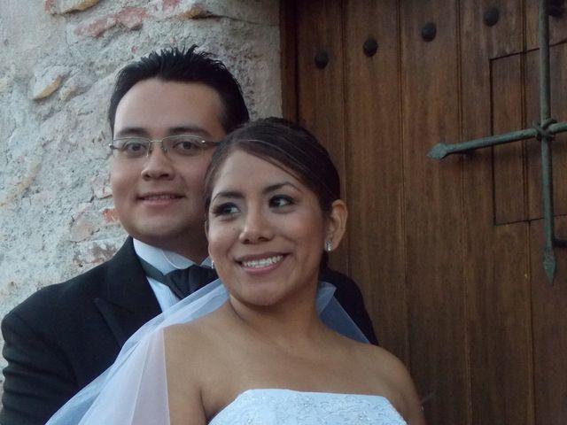 La boda de Ricardo y Luz Adriana en Querétaro, Querétaro 2