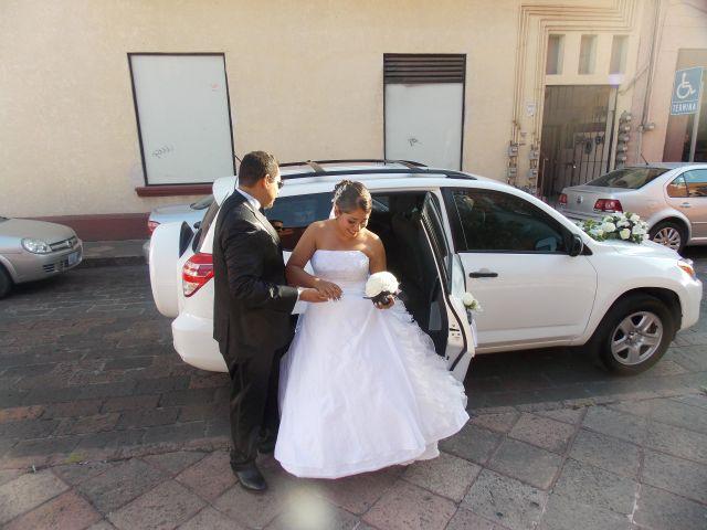 La boda de Ricardo y Luz Adriana en Querétaro, Querétaro 1