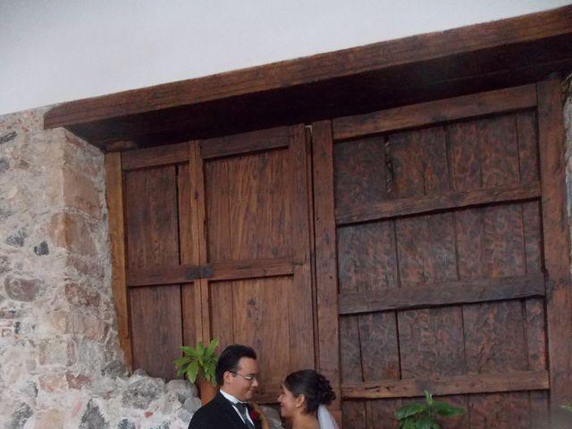 La boda de Ricardo y Luz Adriana en Querétaro, Querétaro 4