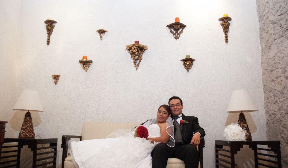 La boda de Ricardo y Luz Adriana en Querétaro, Querétaro