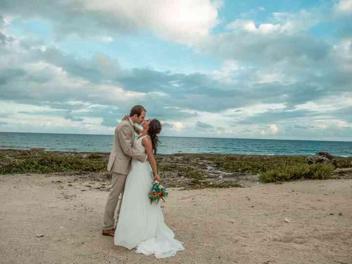 La boda de Cristina y Jeremi