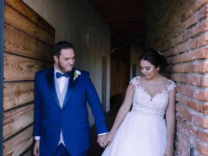 La boda de Michel y Adriana
