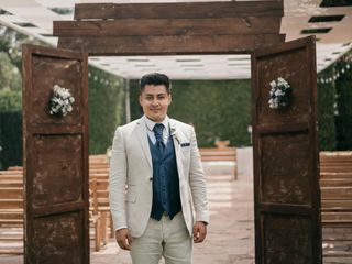 La boda de Kenia y Alan 2