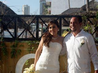La boda de Roberto y Claudia