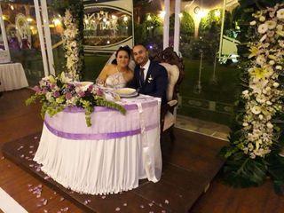 La boda de Yazmín  y Adolfo  3