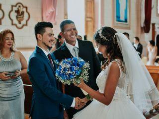 La boda de Maria y Christofer 1