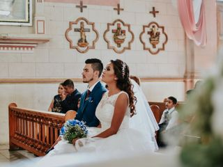 La boda de Maria y Christofer 3