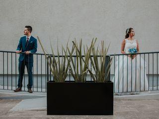 La boda de Maria y Christofer