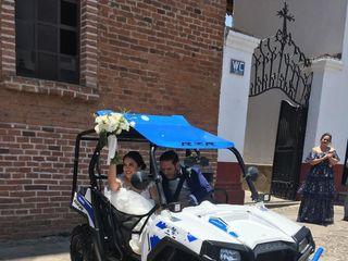 La boda de Michel y Adriana 3