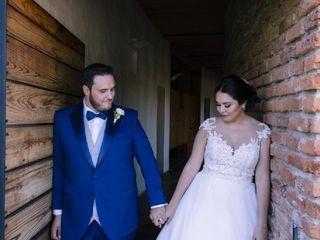 La boda de Michel y Adriana 1