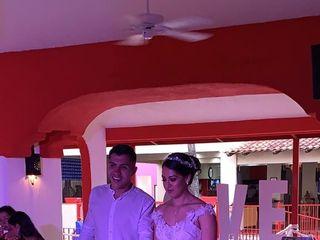 La boda de Laura y Robson 1