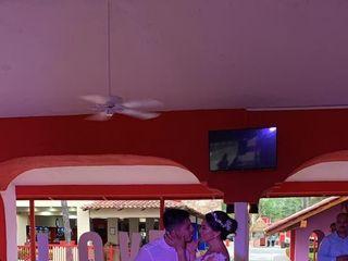 La boda de Laura y Robson 2