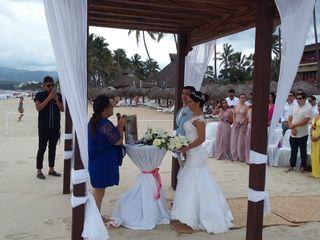 La boda de Laura y Robson