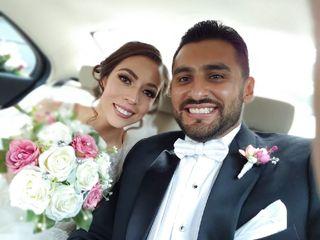La boda de Cristina  y Gerardo