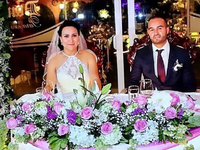 La boda de Yazmín  y Adolfo