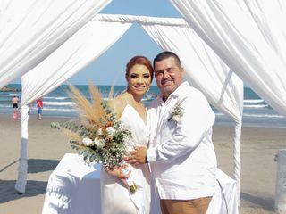 La boda de Lizeth y Efraín