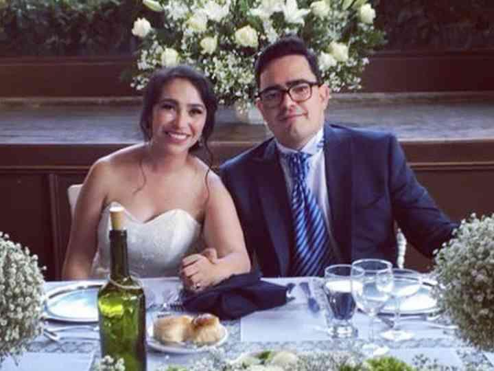La boda de Gabriela y Diego