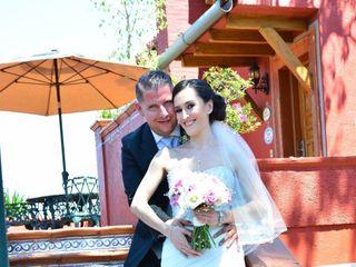 La boda de Adriana y Mariano 3