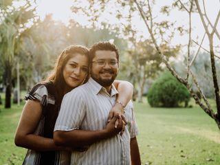 La boda de Miriam y Uriel 1