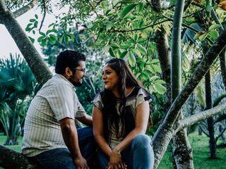 La boda de Miriam y Uriel 3