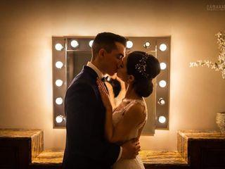 La boda de Melissa y Víctor  1