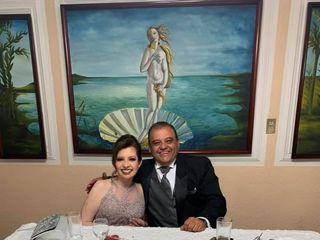 La boda de Edgardo Rene  y Esiolat  1