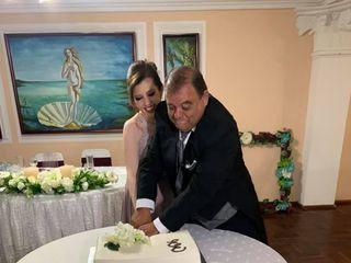 La boda de Edgardo Rene  y Esiolat  2
