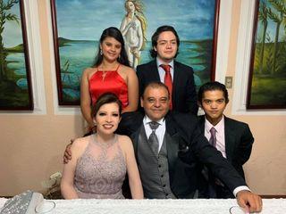 La boda de Edgardo Rene  y Esiolat
