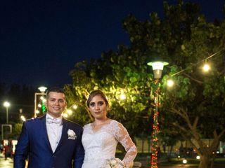 La boda de Ilse y Dario 1
