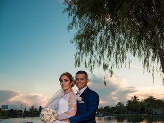 La boda de Ilse y Dario 2