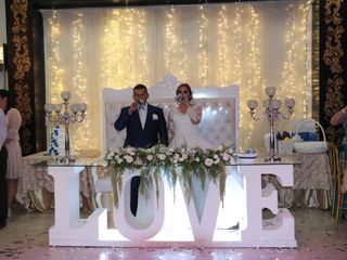 La boda de Ilse y Dario