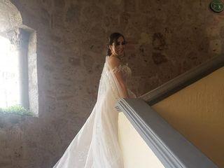 La boda de Mayte Maciel  y Óscar Iván 1