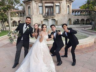 La boda de Mayte Maciel  y Óscar Iván