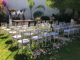 La boda de Mayte Maciel  y Óscar Iván 3