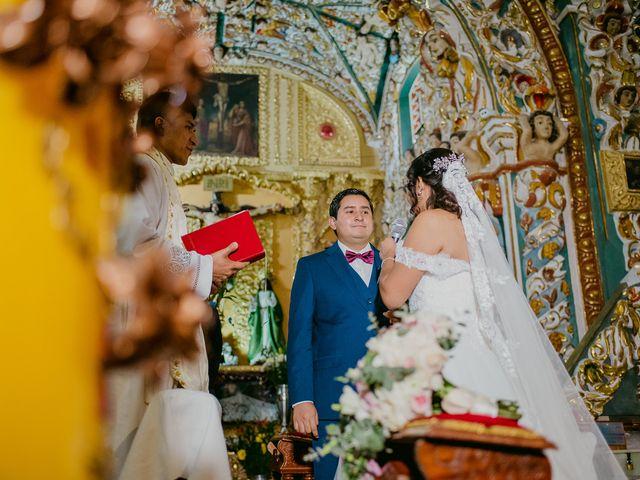 La boda de Daniel y Iris en Cholula, Puebla 4