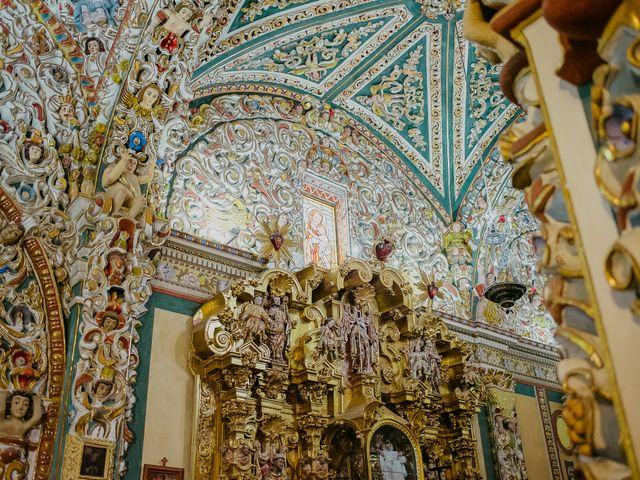 La boda de Daniel y Iris en Cholula, Puebla 5