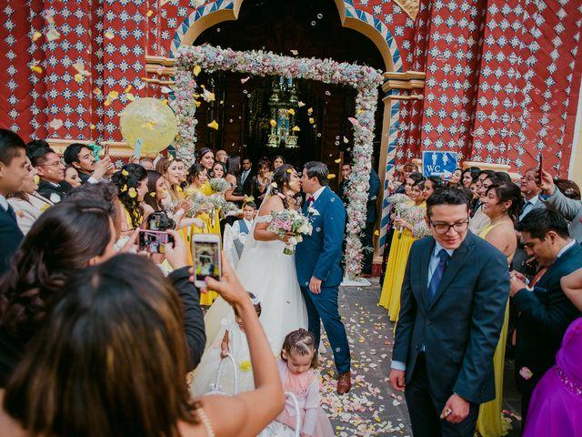 La boda de Daniel y Iris en Cholula, Puebla 8