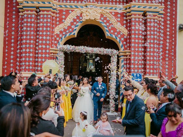 La boda de Daniel y Iris en Cholula, Puebla 9