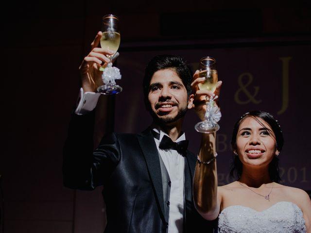 La boda de Brenda y Jesús