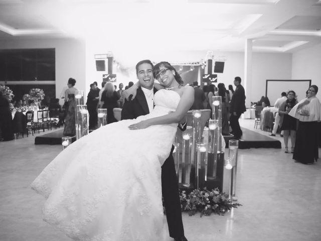 La boda de Alejandra y Abraham