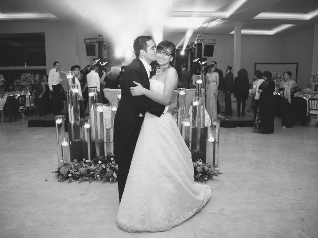 La boda de Abraham y Alejandra en Guadalajara, Jalisco 1