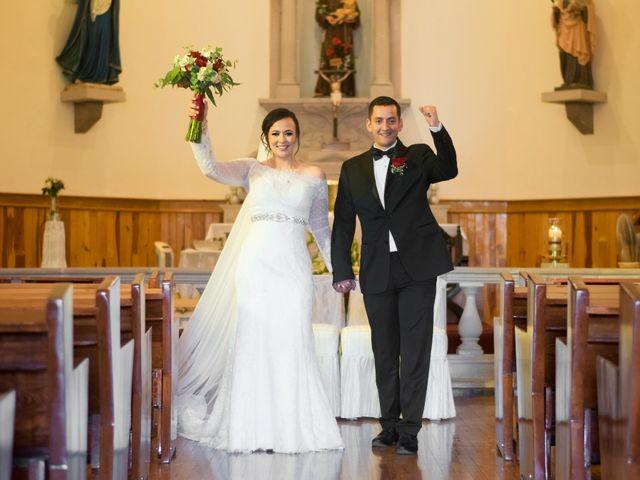 La boda de Karla y Sammuel