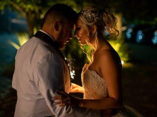 La boda de Jenny y Óscar